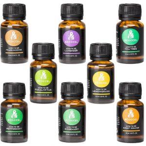 Kit de aceites para masaje afrodisiaco